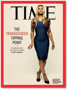 Time magazine transgender cover story